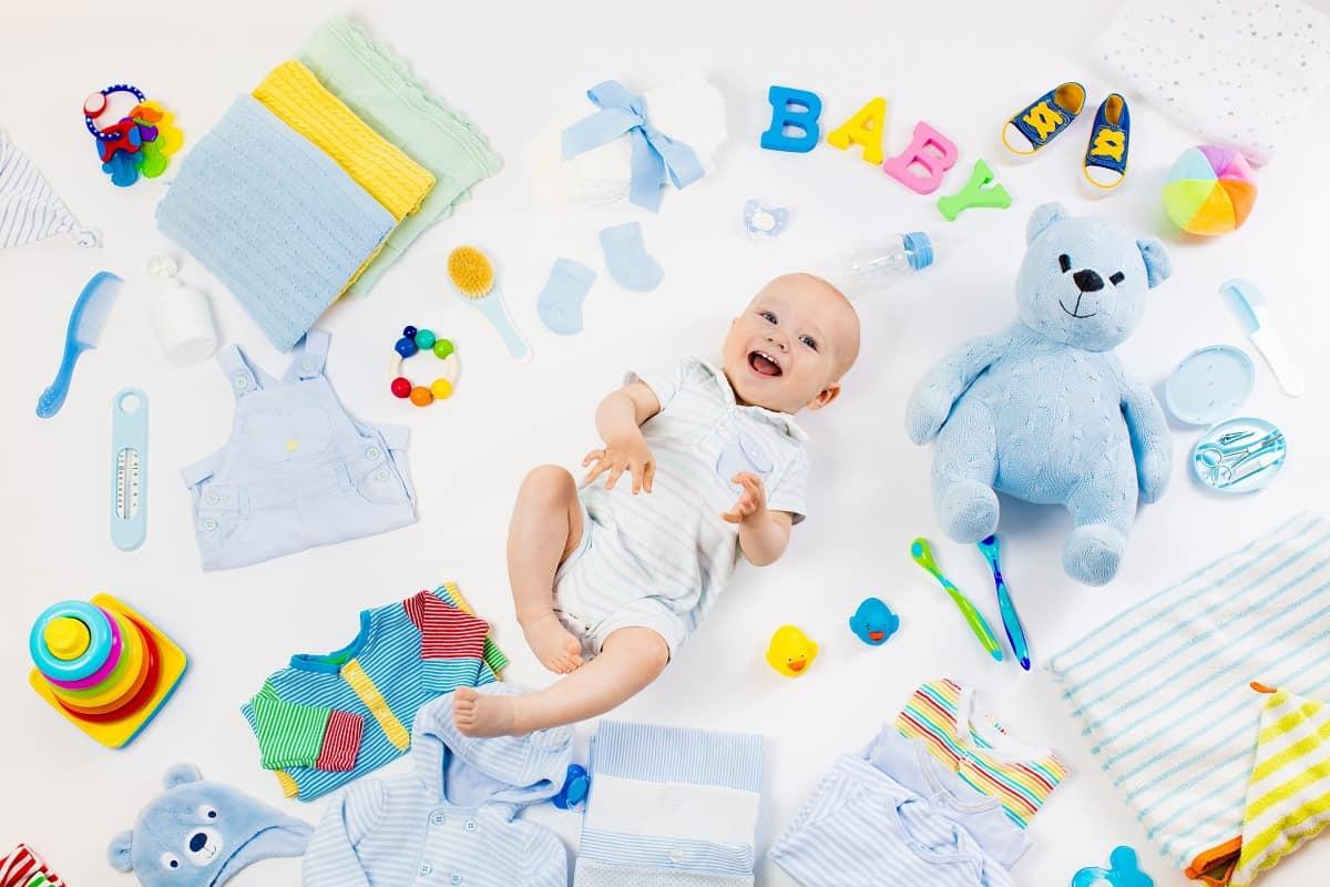 احتياجات المولود الجديد من الصيدلية