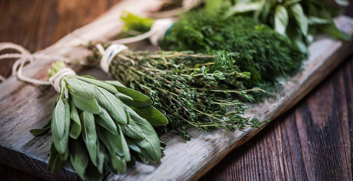 ما هي الأعشاب التي تنظف الرحم