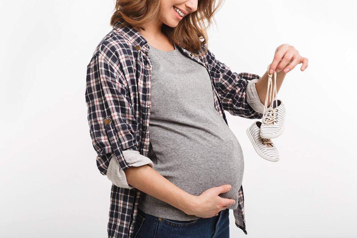 الاسبوع 32 من الحمل
