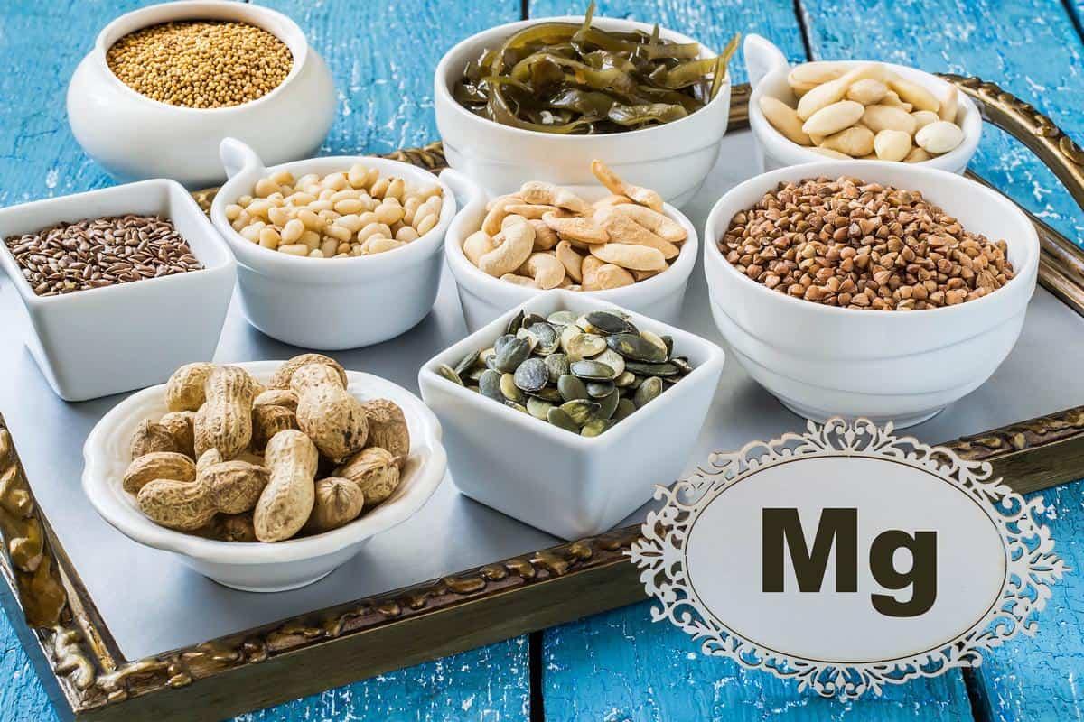 ماهي الاطعمة التي تحتوي على المغنيسيوم