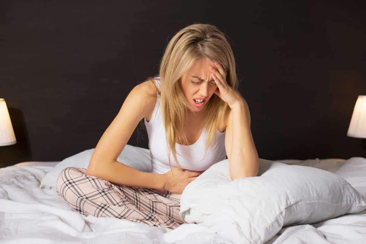 الم المبيض الايسر من علامات الحمل