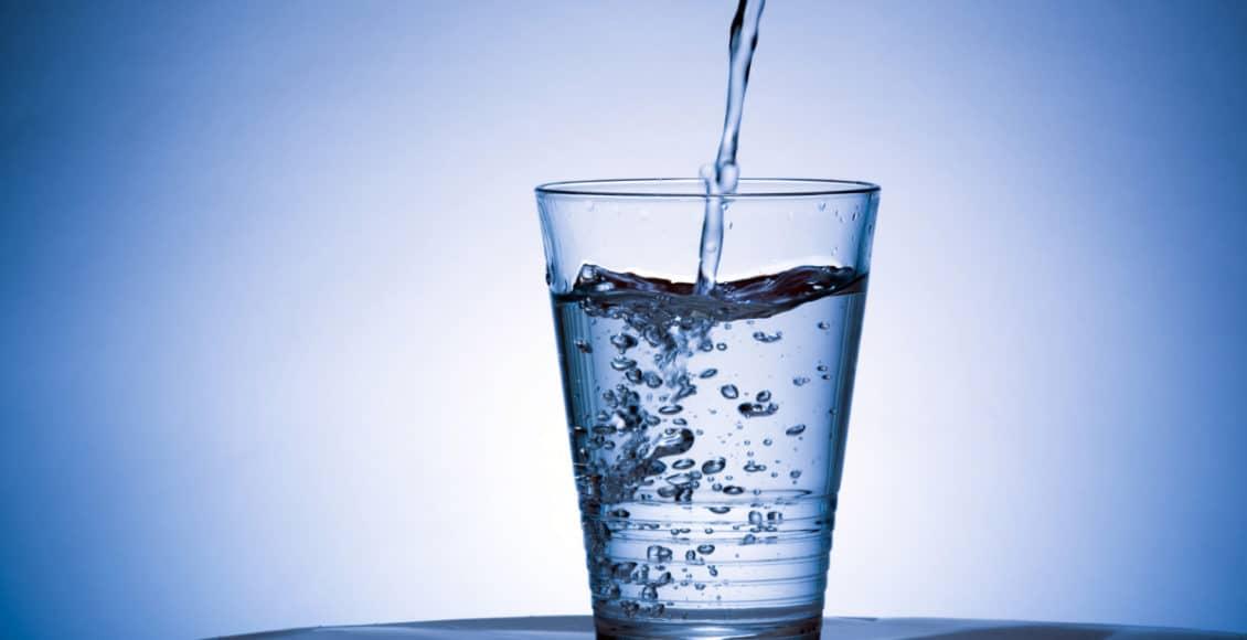 تجارب رجيم الماء الطبي