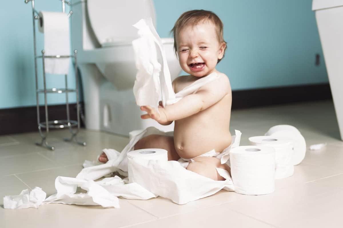 علاج الاسهال عند الرضع بسبب التسنين