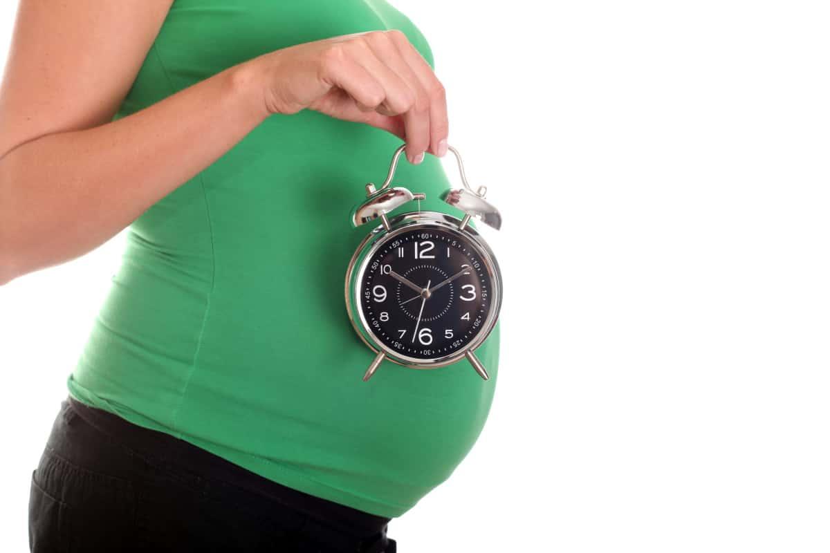 الاسبوع 36 من الحمل اي شهر يكون