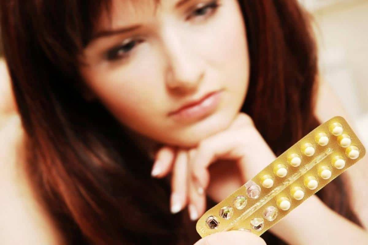انواع حبوب منع الحمل