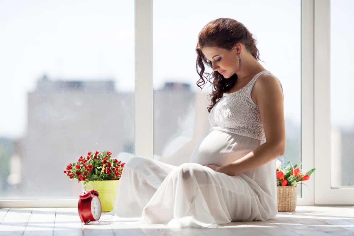 حركة الجنين في الشهر الثامن