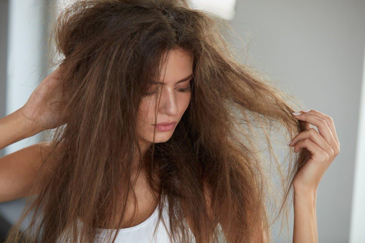 أسباب وعلاج تقصف الشعر