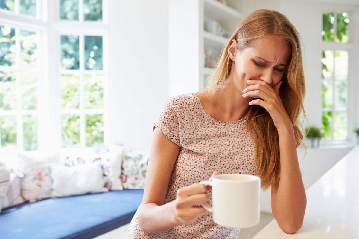 اعراض الحمل قبل الدورة بعشرة ايام