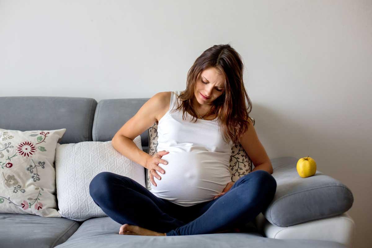 الاسبوع 39 من الحمل ومافي طلق