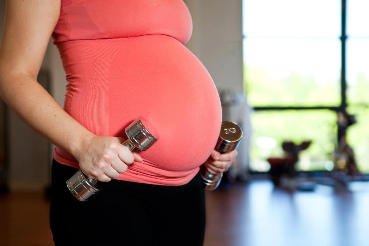 تمارين للحامل