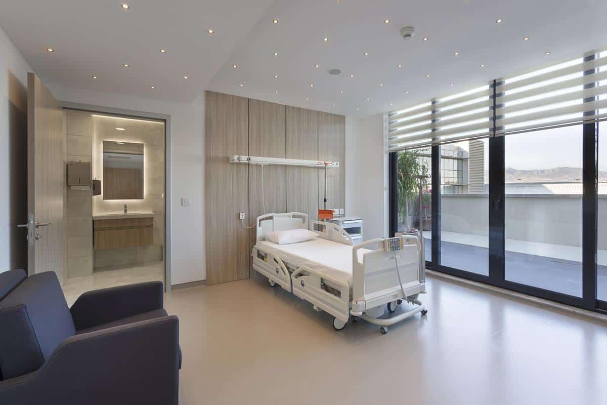مستشفى هالة بن لادن