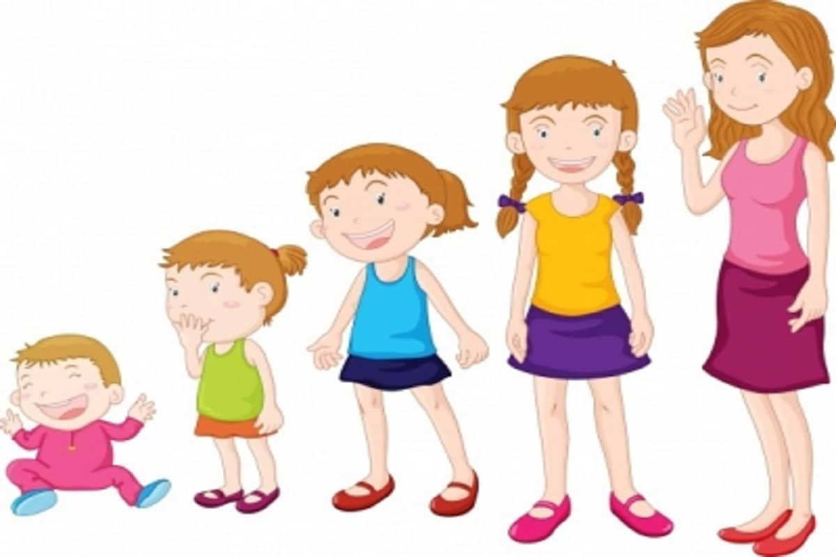 جدول مراحل نمو الطفل