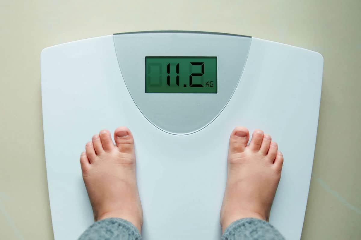 الوزن الطبيعي للاطفال