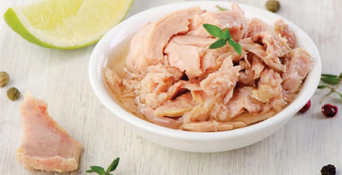 هل أكل سمك التونة آمن أثناء الحمل