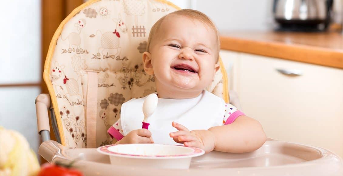 أفضل الأطعمة الصحية للطفل