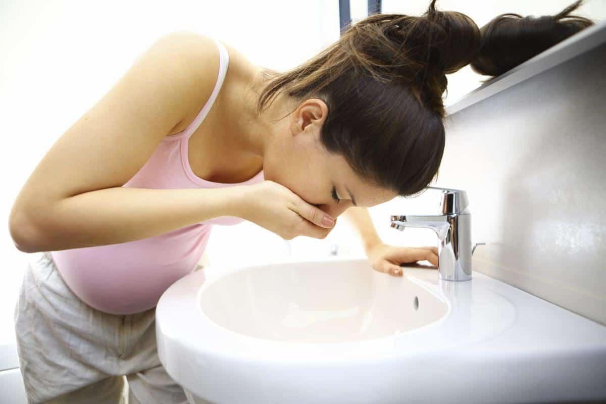 الغثيان والتقيؤ في الحمل العثور على المساعدة والعلاج