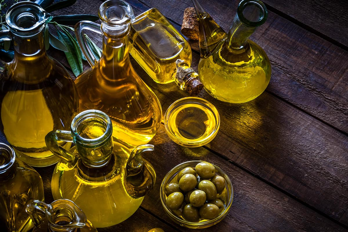 فوائد زيت الزيتون للاطفال الخدج