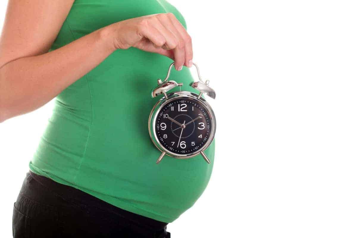 حساب موعد الولادة يدويا