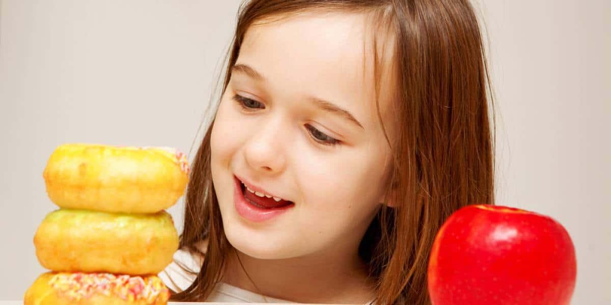 اكلات تزيد وزن الطفل بسرعه