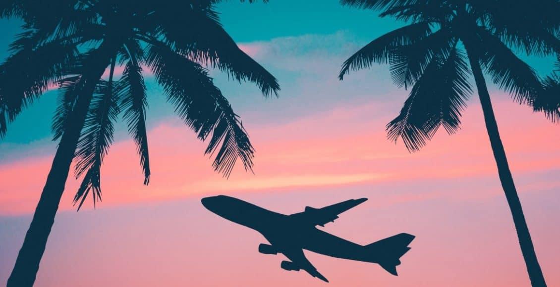 السفر بالطائرة للحامل