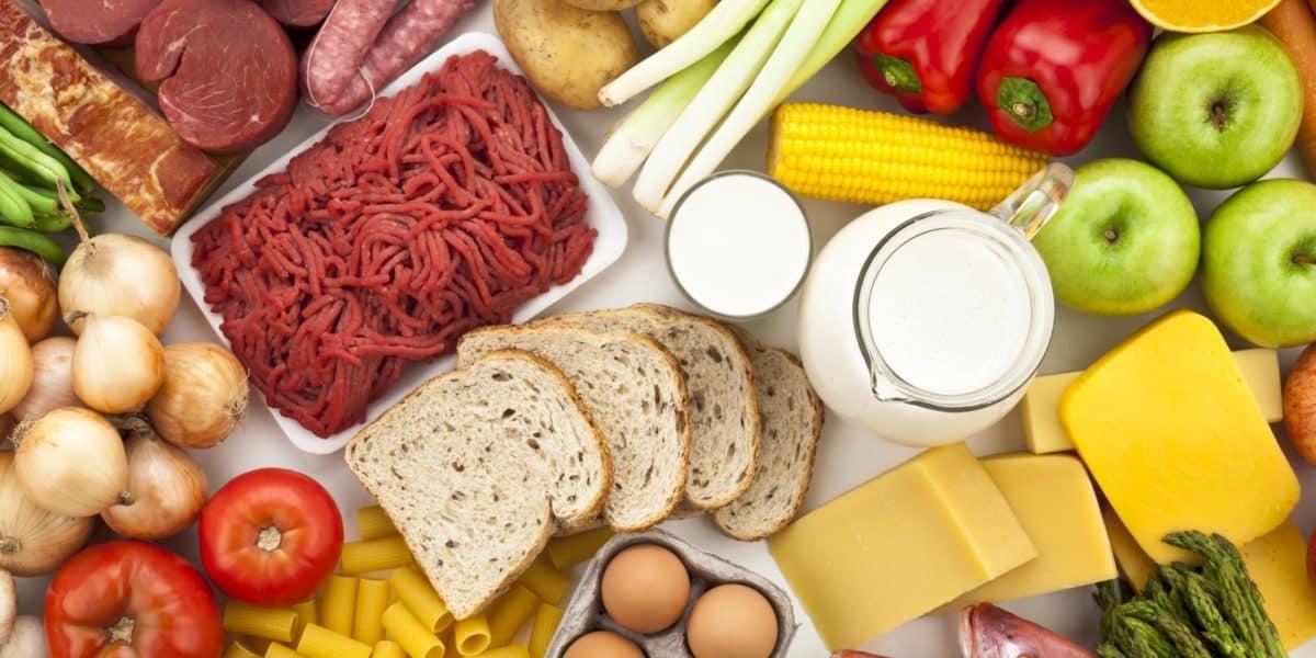 تصميم وجبات غذائية صحية للمرأة الحامل