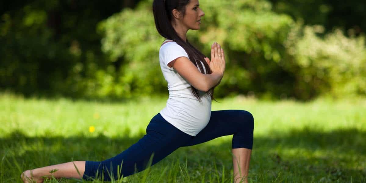 فوائد الرياضة للحامل