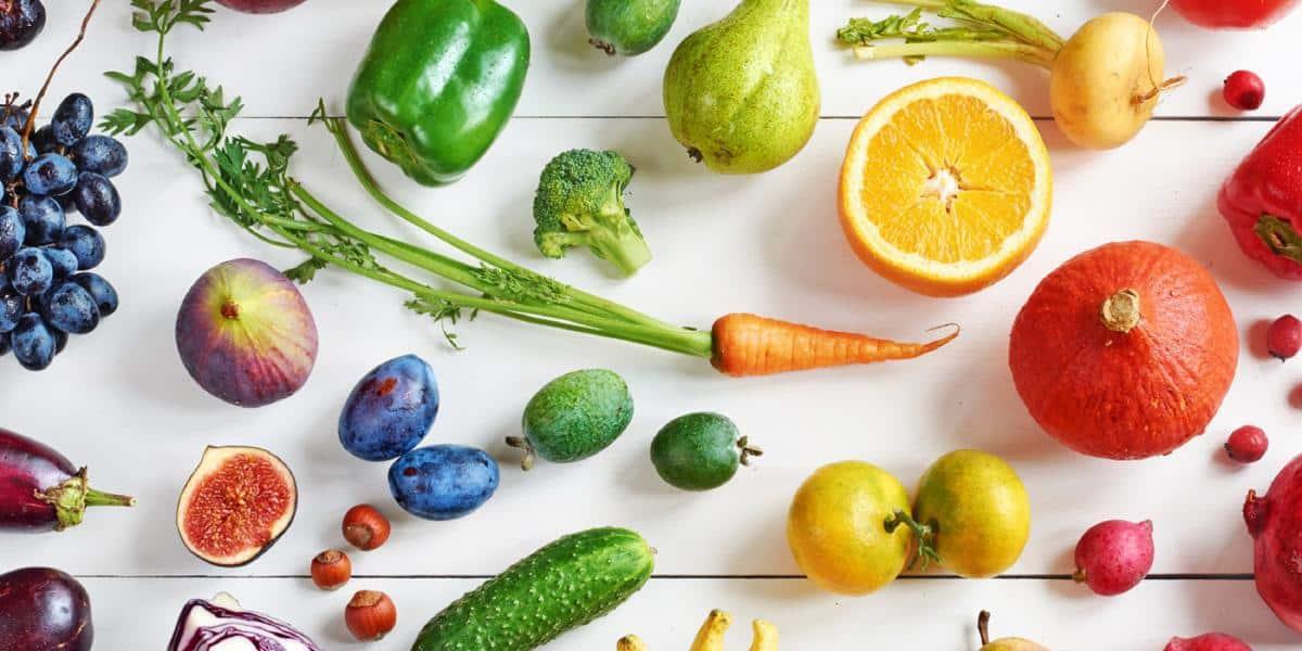 فوائد الفاكهة والخضروات للأطفال