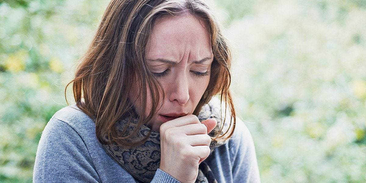 علاج الكحة للحامل