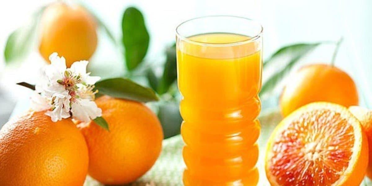 البرتقال للحامل