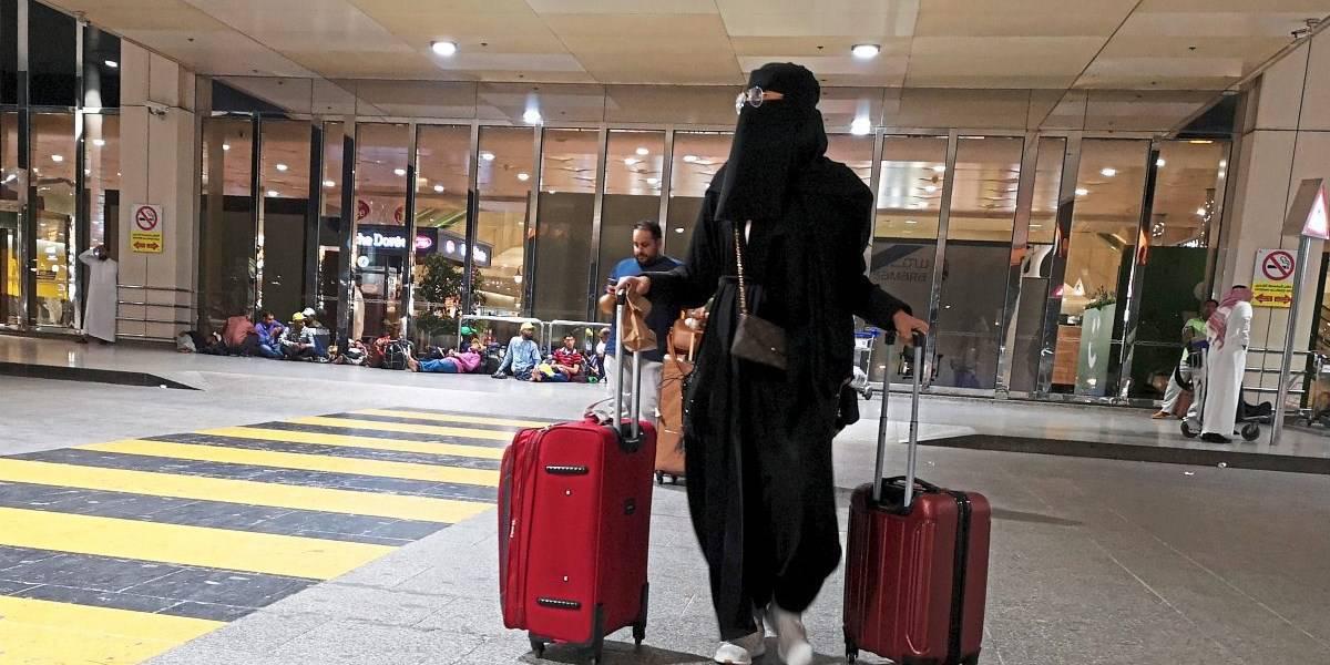 شروط سفر الحامل على الخطوط السعودية