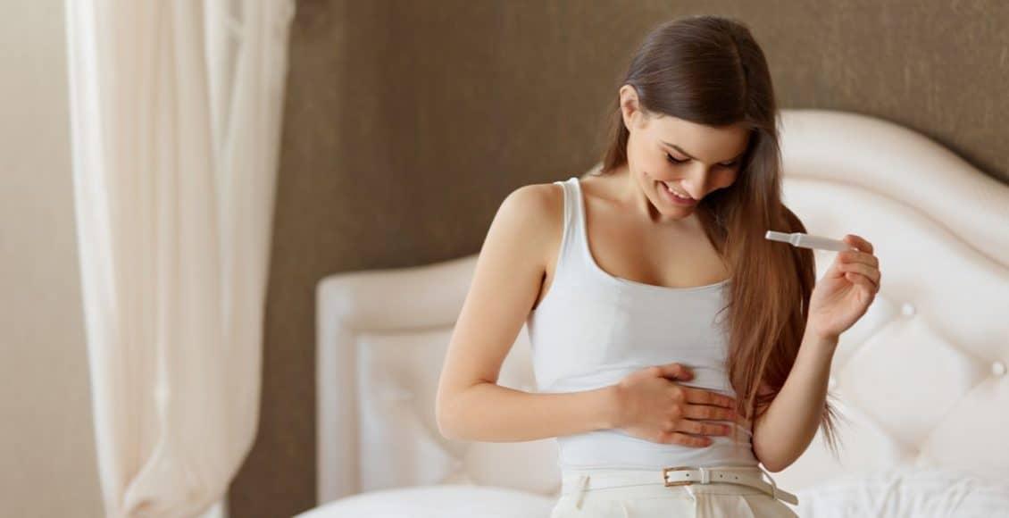 علامات الحمل في الأسبوع الأول