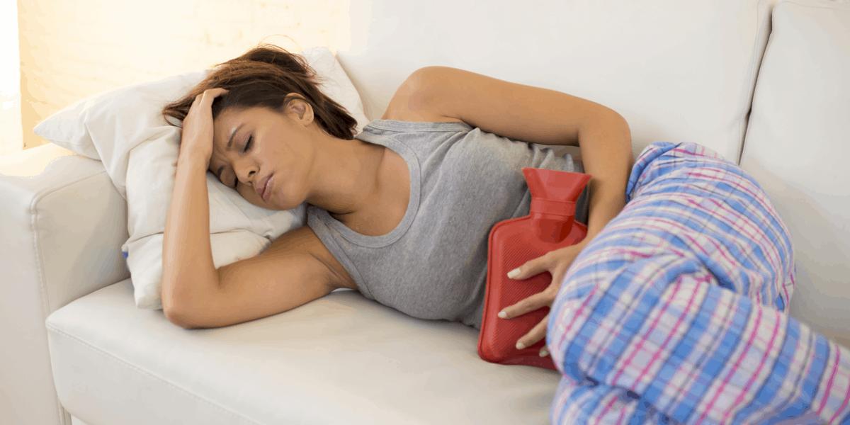 الرضاعة الطبيعية والدورة الشهرية