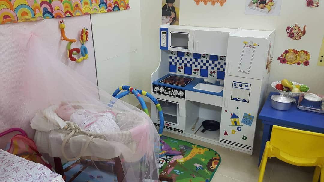 أدوات الطفل الرضيع وحدة العائلة