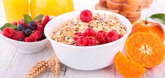 أفضل فطور صحي للأطفال