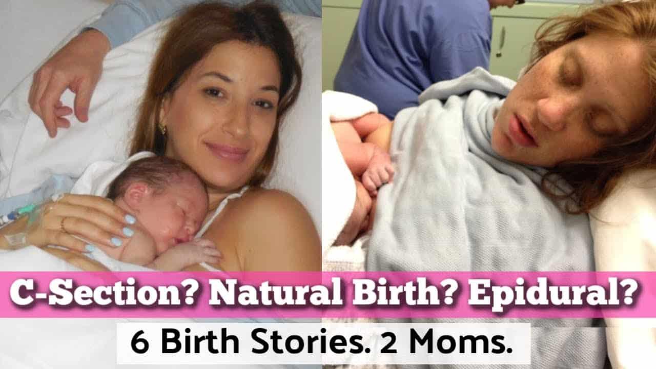 أيهما أفضل الولادة الطبيعية أم القيصرية