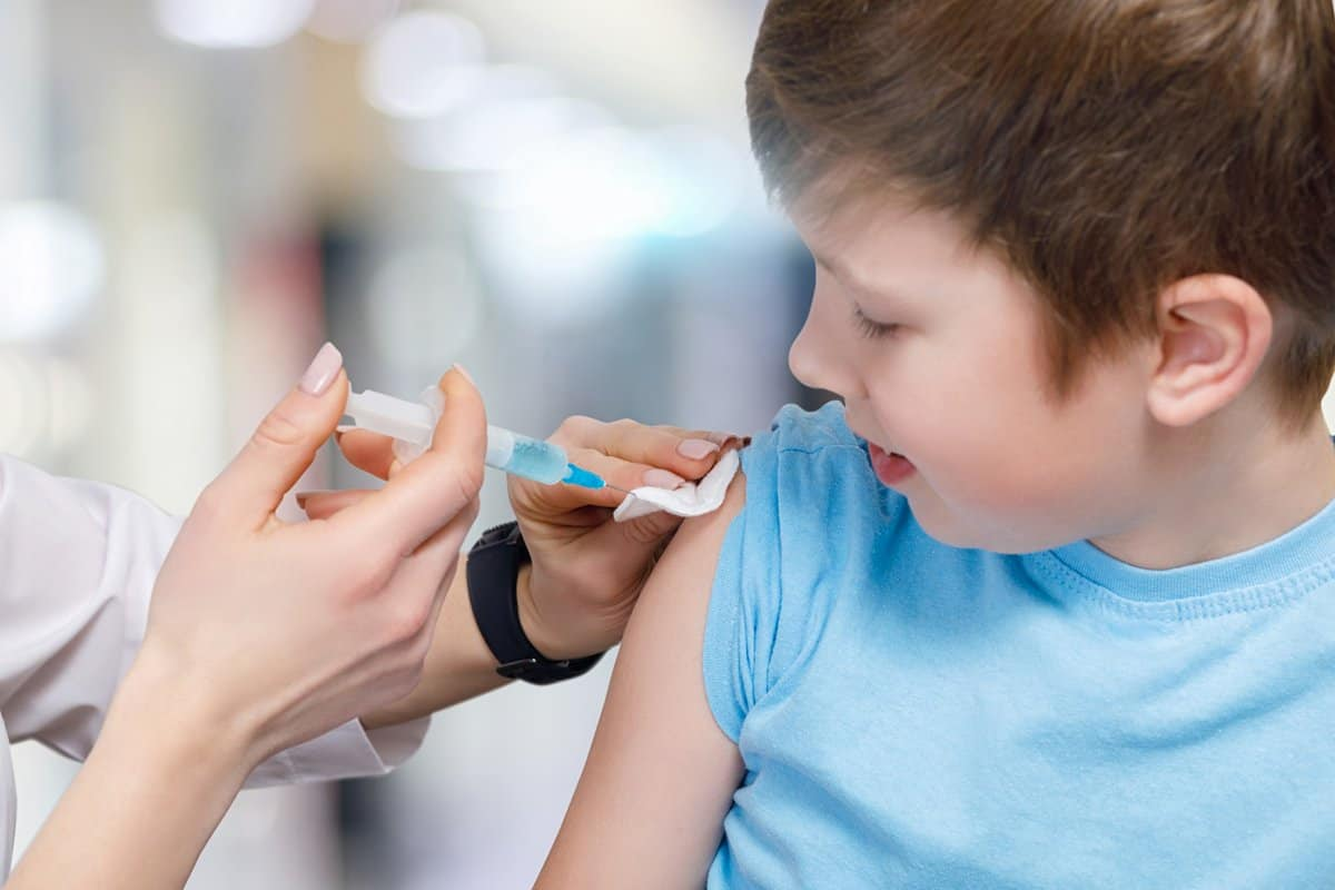 اضرار تطعيم الانفلونزا الموسمية للاطفال