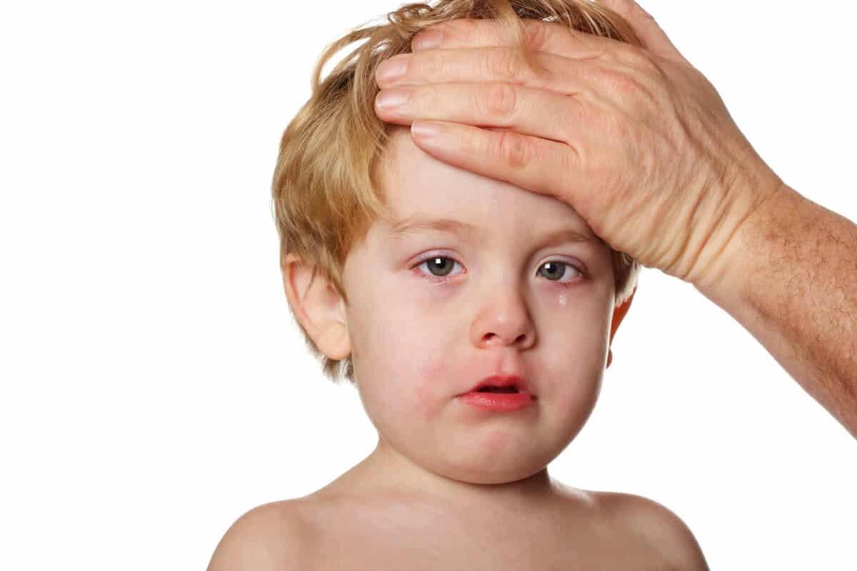 علاج الزكام عند الرضع