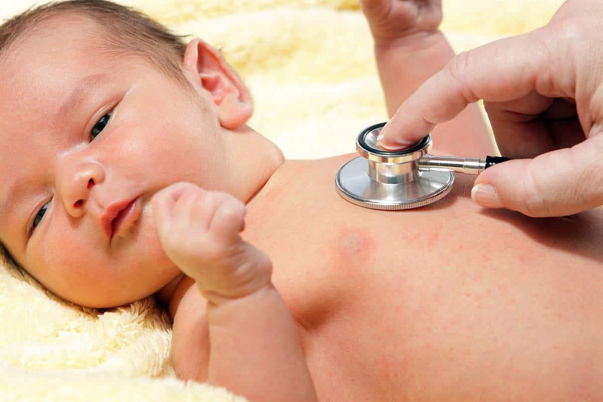 زيادة مناعه الطفل الرضيع