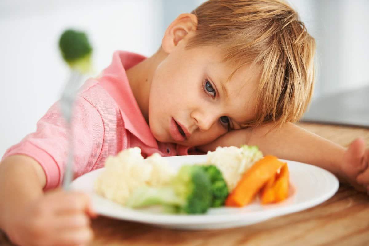 فقدان الشهية عند الاطفال اسبابه وعلاجه