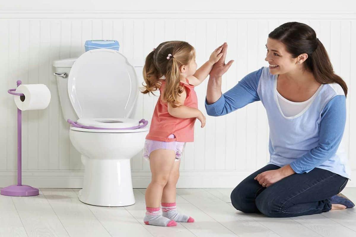 كيفية تعويد الطفل على البوتي