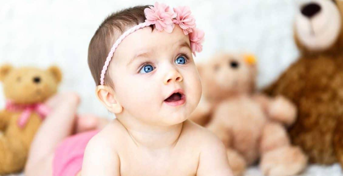 كيف أجعل رائحة طفلي حلوة
