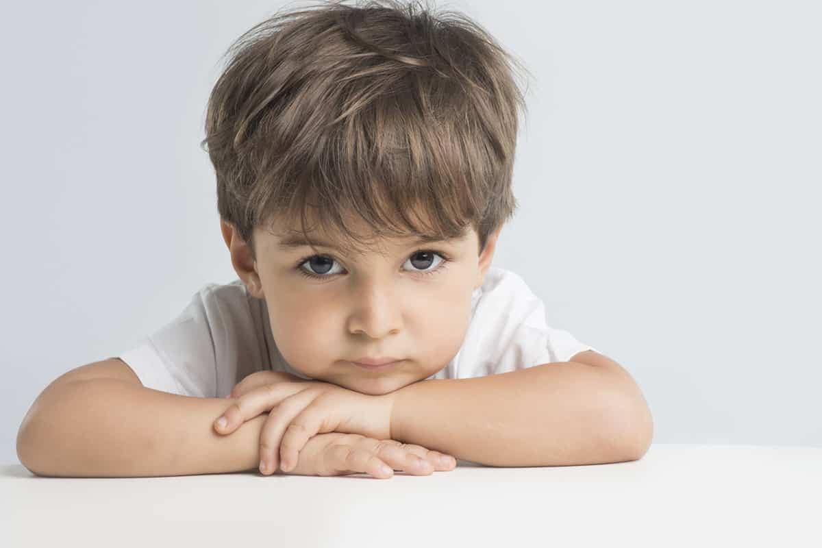 اسباب الخوف عند الاطفال