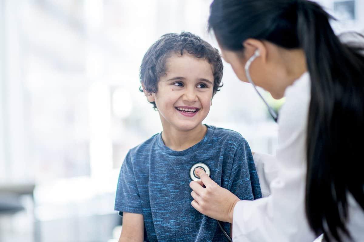 اعراض شلل الاطفال