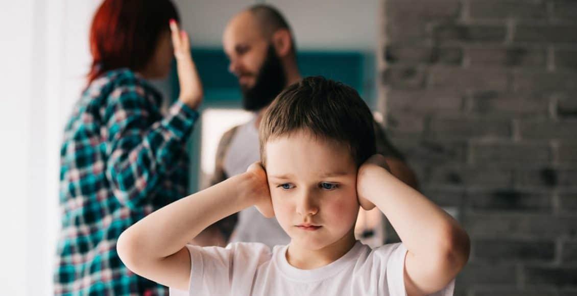 العنف الاسري ضد الاطفال