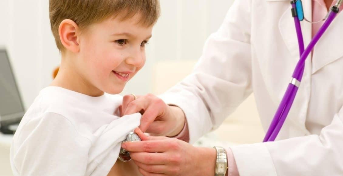 تضخم القلب عند الاطفال