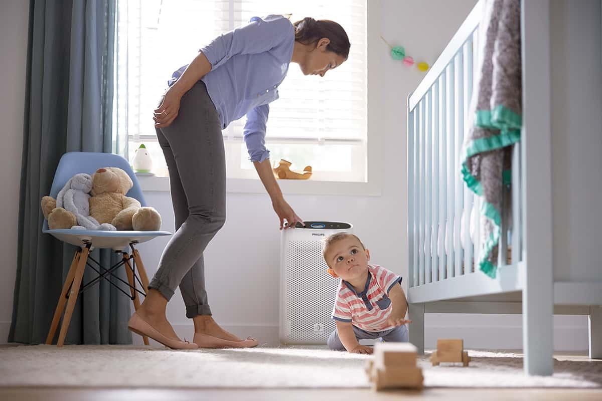 سلامة الاطفال في المنزل