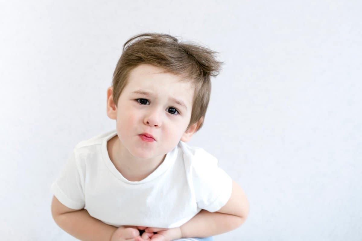 علاج اسهال الاطفال بالنشا