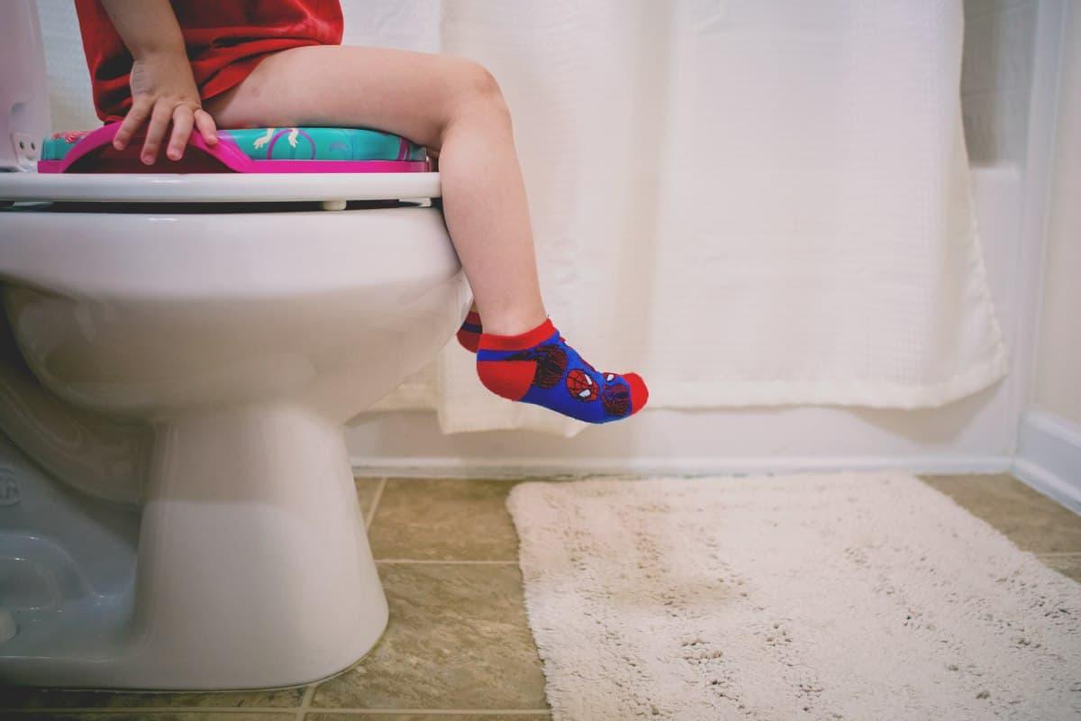 ألف باء التدريب على استخدام الحمام