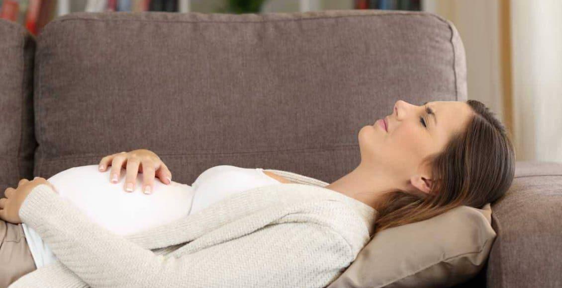 علاج جرثومة المعدة للحامل