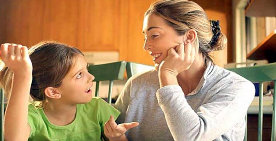 تربية الاطفال بدون عنف